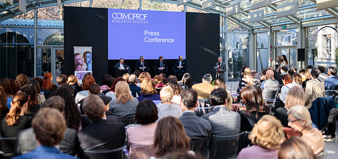 COSMOPROF WORLDWIDE BOLOGNA 2020 PRESS CONFERENCE
