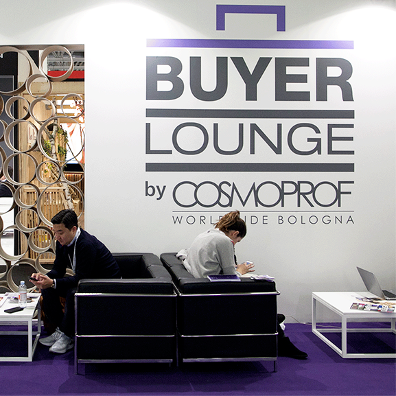 buyer lounge