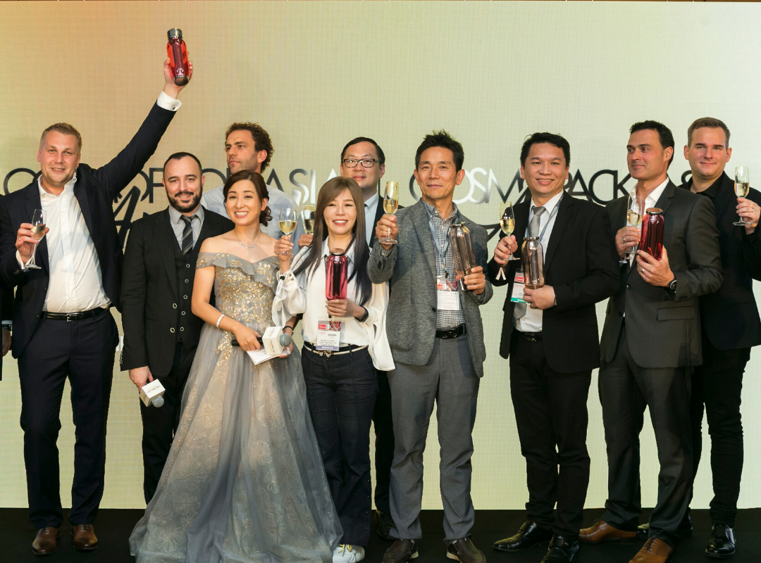 COSMOPROF ASIA & COSMOPACK ASIA AWARDS: THE WINNERS OF THE 2019 EDITION image 2