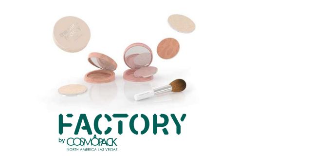 Cosmopack North America presenta The Factory