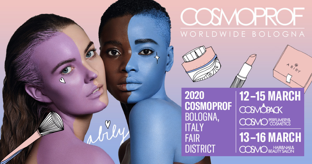 COSMOPROF 2020: THE EVOLUTION OF THE BEAUTY MARKET