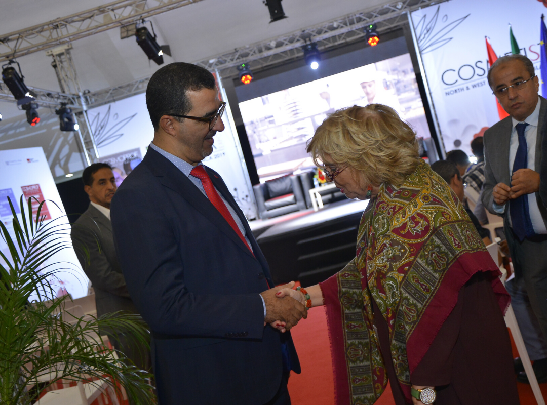 Cosmoprof On The Road lands in Morocco for the first time image 1