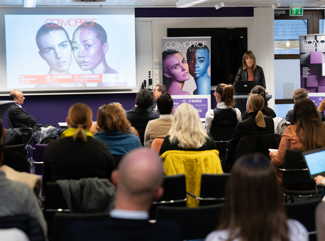 Cosmoprof On The Road breaks the ice in Sweden and Russia image 2
